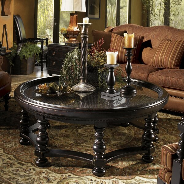 Kingstown Abstract Coffee Table By Tommy Bahama Home