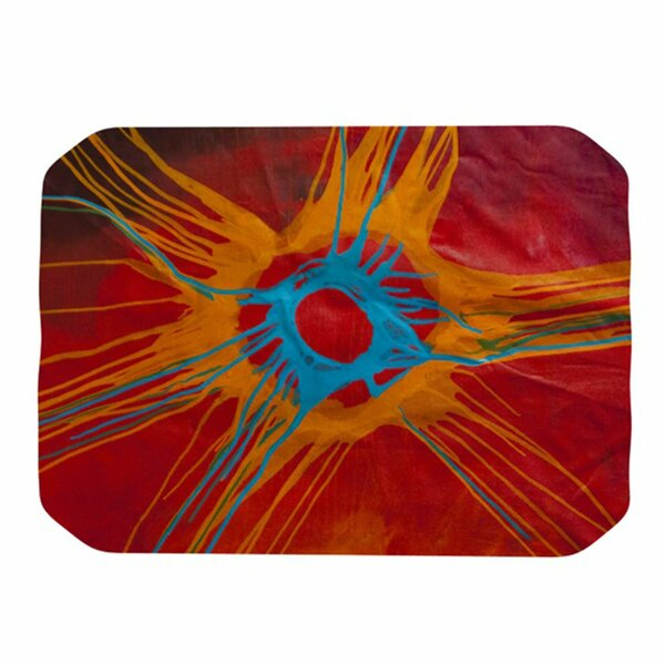 Eclipse Placemat by KESS InHouse