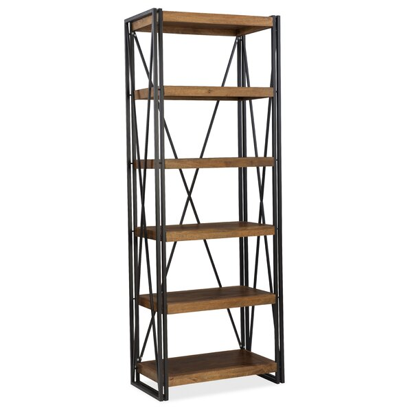 Rustique Standard Bookcase by Hooker Furniture
