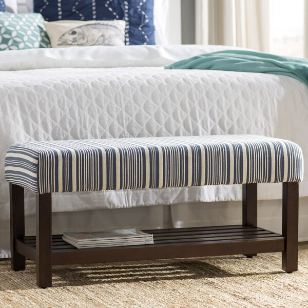Southgate Upholstered Storage Bench by Breakwater Bay