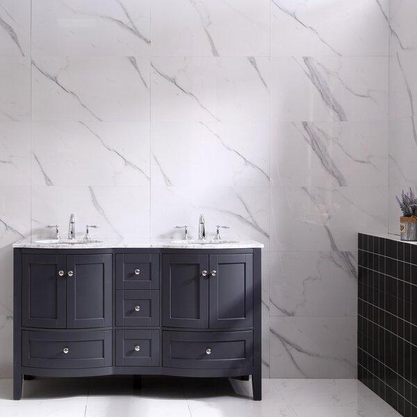 Nell 60 Double Bathroom Vanity