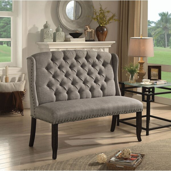 Tennessee Upholstered Bench by Darby Home Co Darby Home Co
