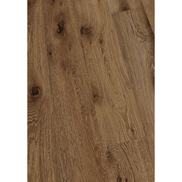 7.5 Engineered Oak Hardwood Flooring in Brushed Provence by Maritime Hardwood Floors