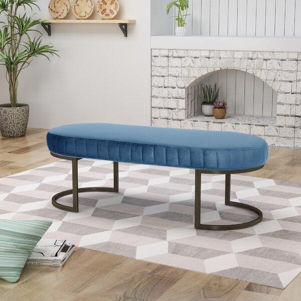 Pederson Upholstered Bench by Mercer41