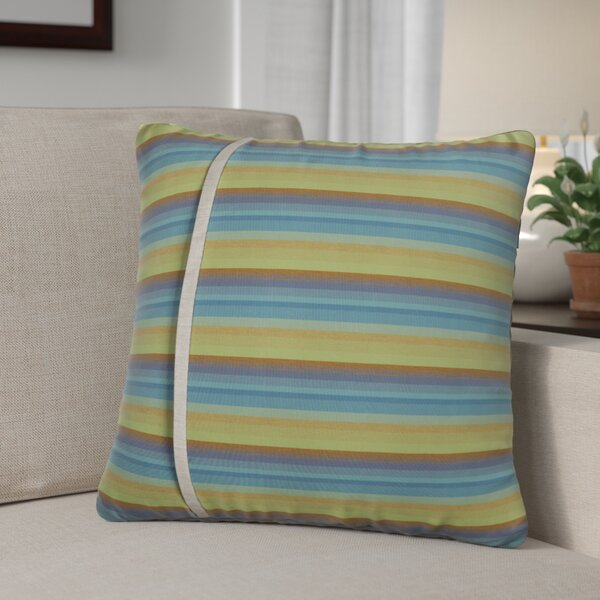 Vanhorn Indoor/Outdoor Throw Pillow (Set of 2) by Red Barrel Studio