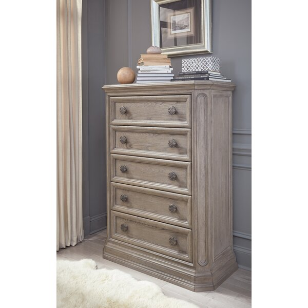 Thaxted 5 Drawer Chest by Darby Home Co