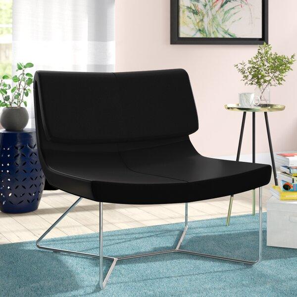 Bruin Lounge Chair by Wade Logan