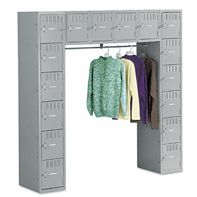 Tennsco 6 Tier 6 Wide Employee Locker by Tennsco Corp.