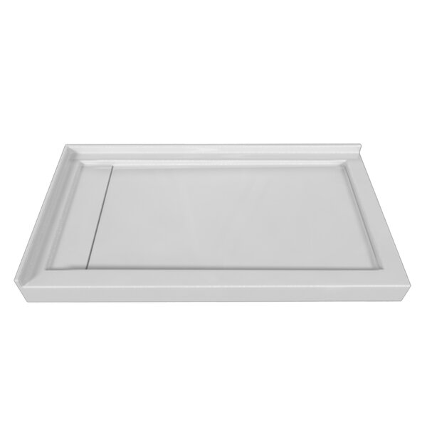 Signature 54 W x 30 D Double Threshold Shower Base