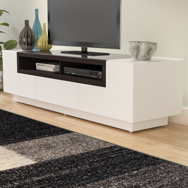 Chapman TV Stand for TVs up to 65 by Wade Logan