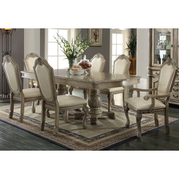Caudillo Upholstered Dining Chair (Set of 2) by Astoria Grand Astoria Grand