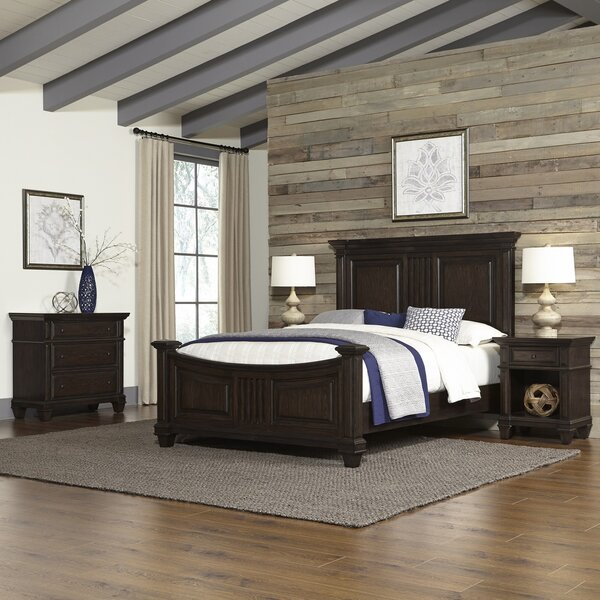 Larksville Standard 4 Piece Bedroom Set by Darby Home Co