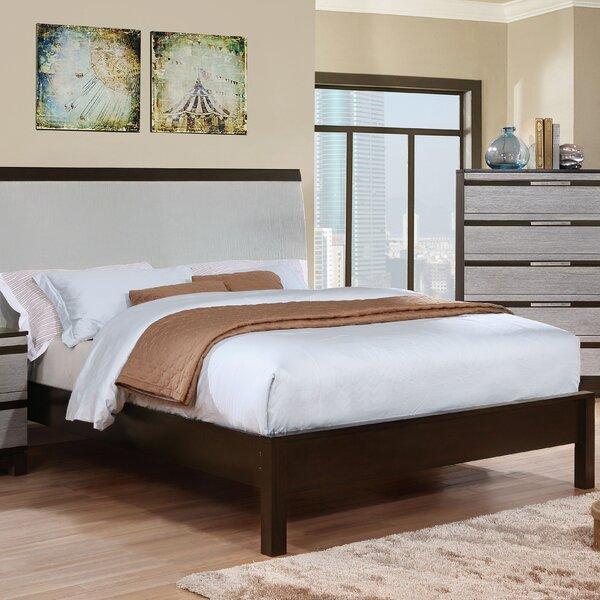 Dowd Upholstered Platform Bed by Brayden Studio