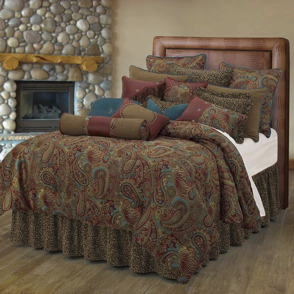 Idris Paisley Comforter Set