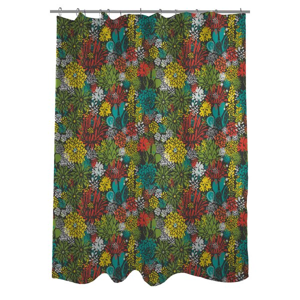Prickly Shower Curtain by One Bella Casa
