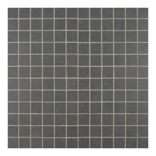 Dimensions 2 x 2 Porcelain Mosaic Tile in Gray by MSI
