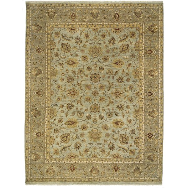 Lidiaídia Gray/Beige Area Rug by Darby Home Co