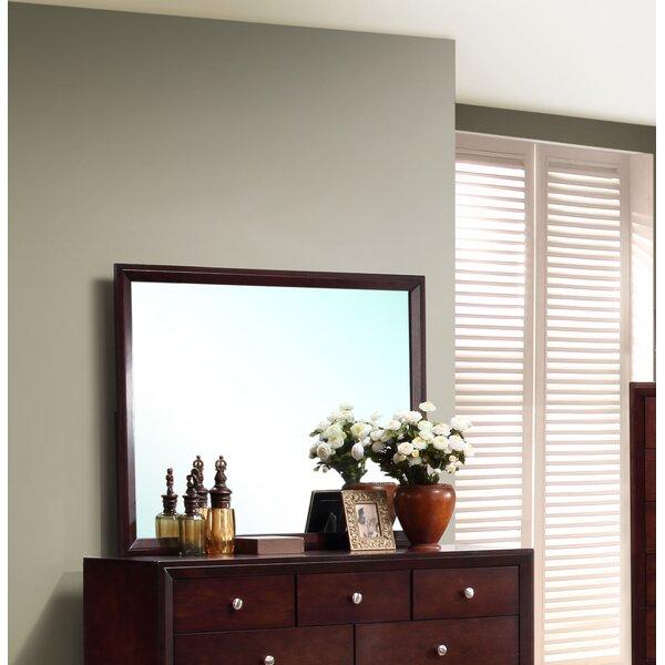 Jara Rectangular Dresser Mirror by Brayden Studio