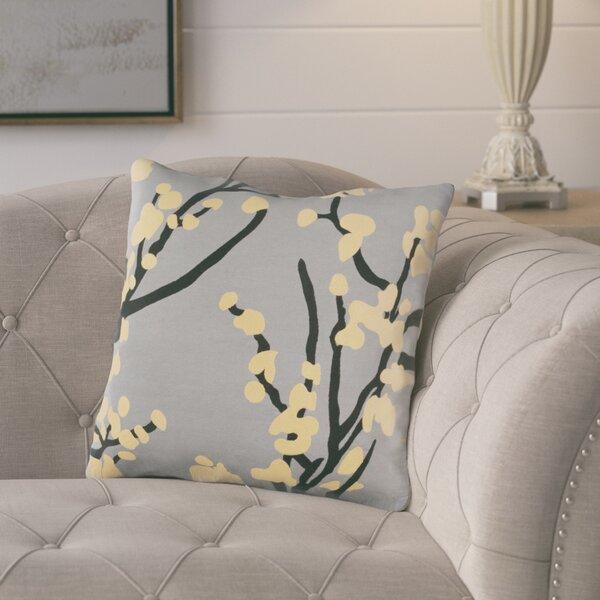 Kerwin Cotton Throw Pillow by Ophelia & Co.