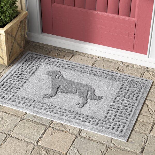 Conway Retriever Doormat by Red Barrel Studio