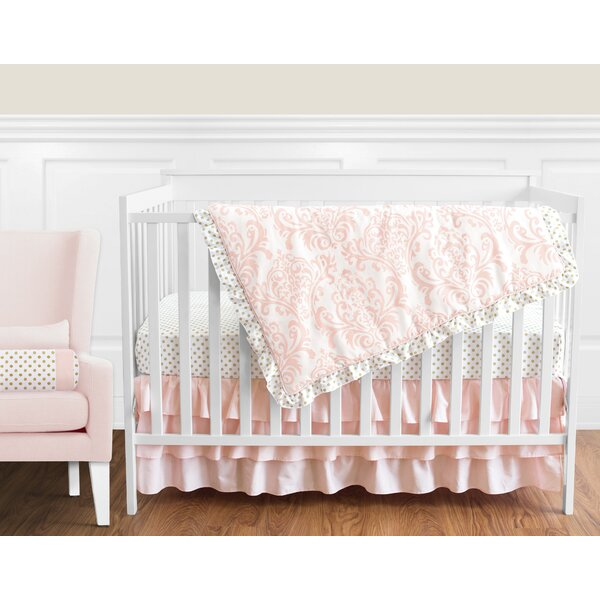 Amelia 11 Piece Crib Bedding Set by Sweet Jojo Designs