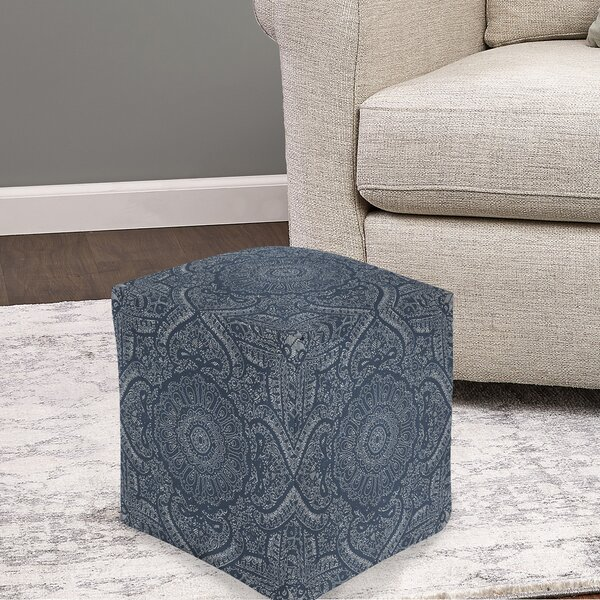 Harvell Pouf by Bungalow Rose
