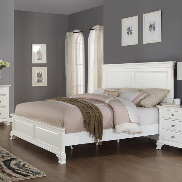 Shenk Standard Bed by Winston Porter