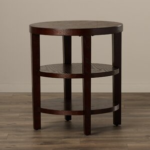 Crown Heights End Table by Varick Gallery
