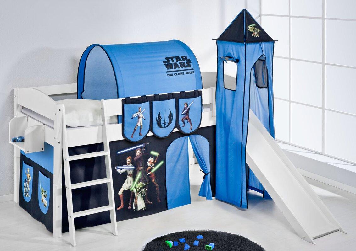 Wrigglebox Ida Star Wars The Clone Wars Mid Sleeper Bunk