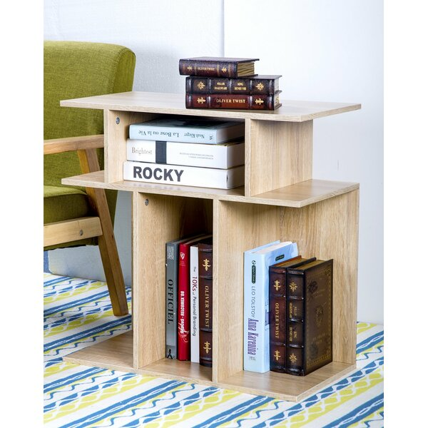 Floor Shelf End Table With Storage By Latitude Run