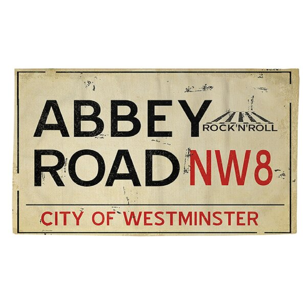 Abbey Road Area Rug by Manual Woodworkers & Weavers