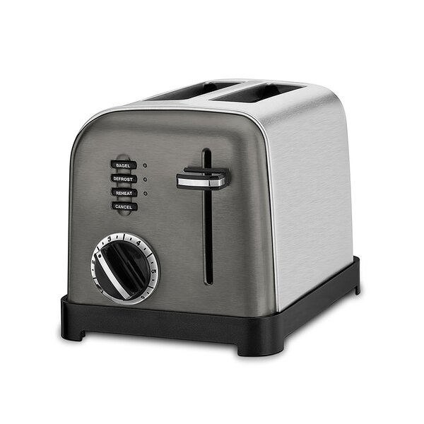 2 Slice Metal Classic Toaster by Cuisinart