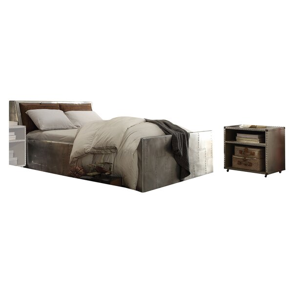 Annessia Storage Queen Platfoorm Configurable Bedroom Set by 17 Stories
