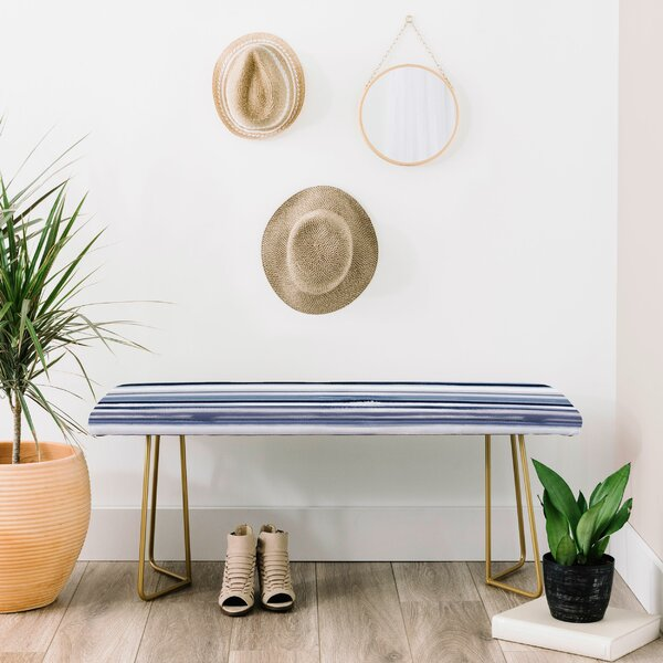 Ninola Upholstered Bench By East Urban Home #2
