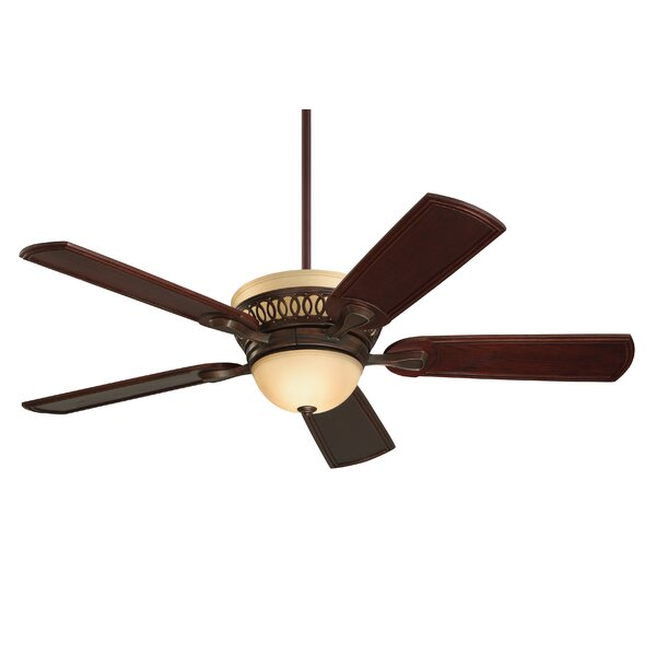 54 Erich 5 Blade LED Ceiling Fan by Darby Home Co