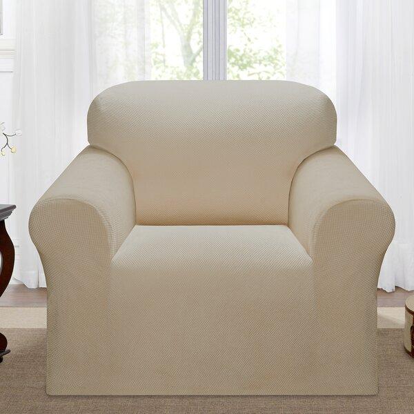 Day Break Box Cushion Armchair Slipcover by Kathy Ireland Home