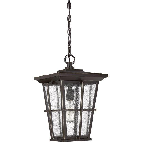 Eastvale 1-Light Outdoor Hanging Lantern by Red Barrel Studio