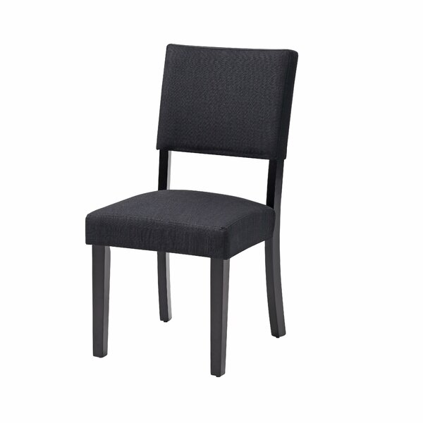 #1 Taul Upholstered Dining Chair (Set Of 2) By Winston Porter Wonderful