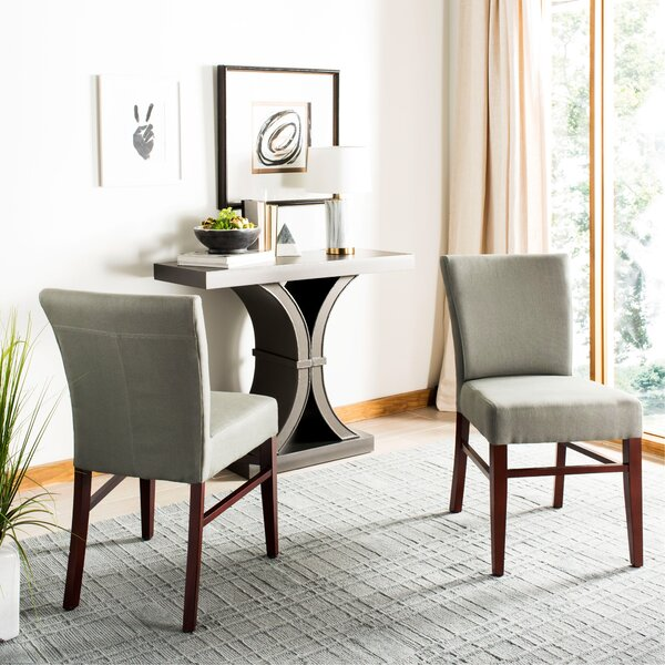 Gamache Side Chair (Set of 2) by Charlton Home