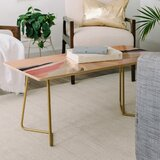 Iveta Abolina off the Grid Coffee Table by East Urban Home