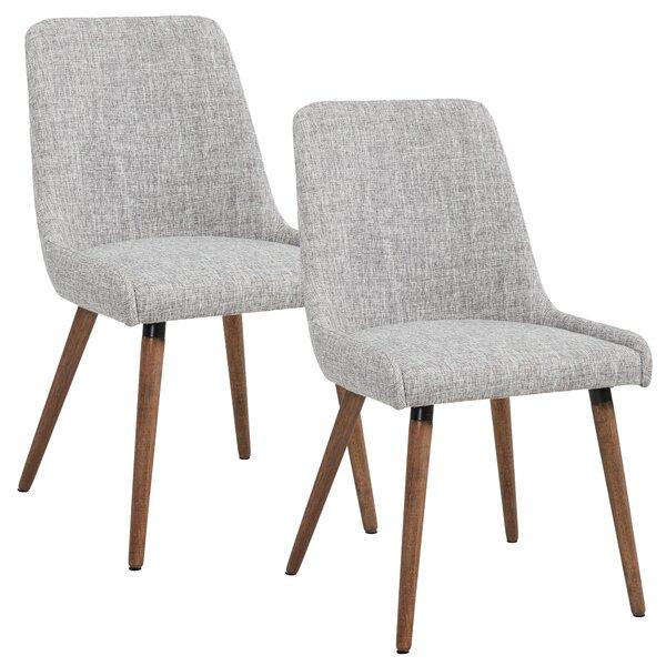 Webber Upholstered Dining Chair (Set of 2) by Brayden Studio Brayden Studio®