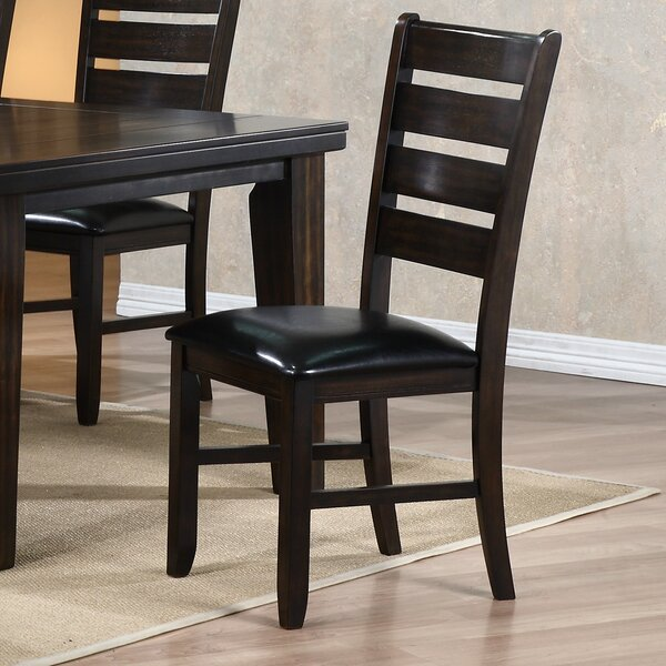 Pursell Upholstered Dining Chair (Set of 2) by Alcott Hill