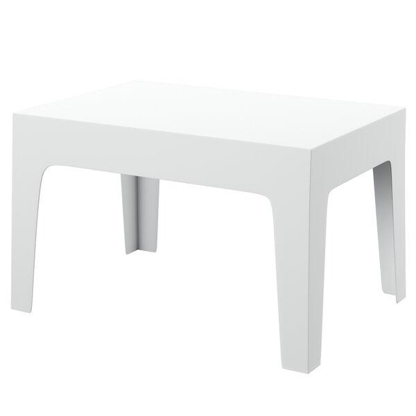 Bence Plastic/Resin Coffee Table by Mercury Row