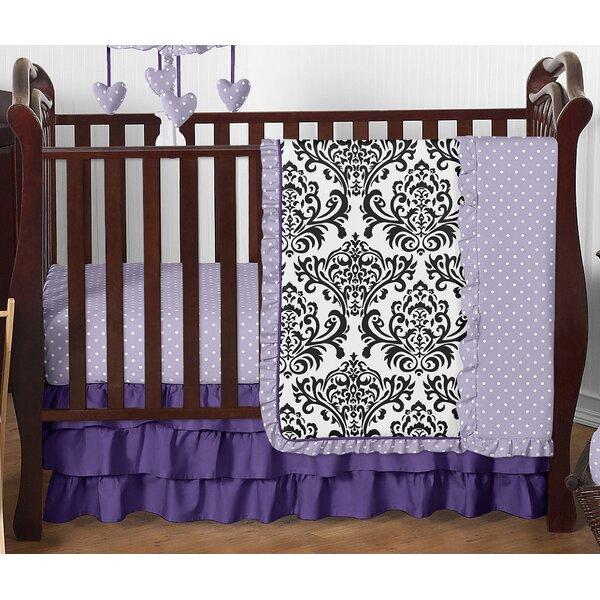 Sloane 4 Piece Crib Bedding Set by Sweet Jojo Designs