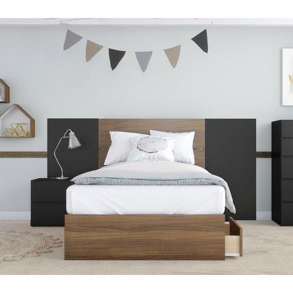 Mckean Platform 4 Piece Bedroom Set by Ivy Bronx
