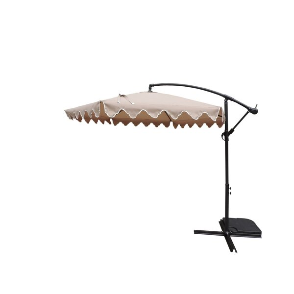Booneville 10' Cantilever Umbrella By Freeport Park by Freeport Park 2020 Coupon