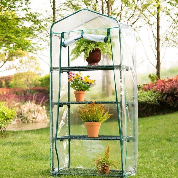 2.2 Ft. W x 1.6 Ft. D Growing Rack by Glitzhome