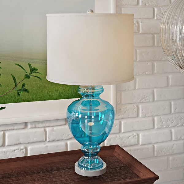 Tiverton 28 Table Lamp (Set of 2) by Wrought Studio