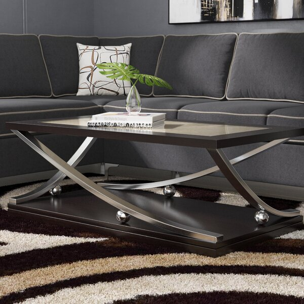 Asya Coffee Table by Orren Ellis