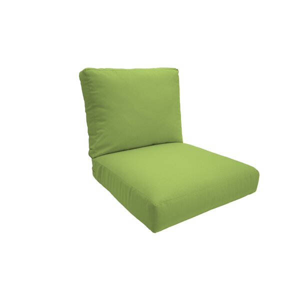 Indoor/Outdoor Lounge Chair Cushion